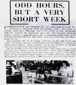 From the Bristol Evening Post, September 1967