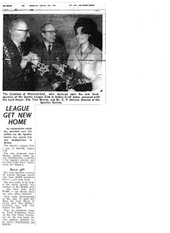 Bristol Evening Post, Saturday 15th January 1966